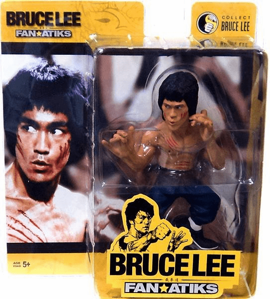 Round 5 Fanatiks Bruce Lee Enter the Dragon Figure