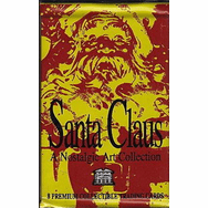 Santa Claus A Nostalgic Art Collection Cards Pack