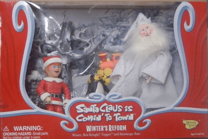 Santa Claus is Comin' to Town Winter's Reform Set