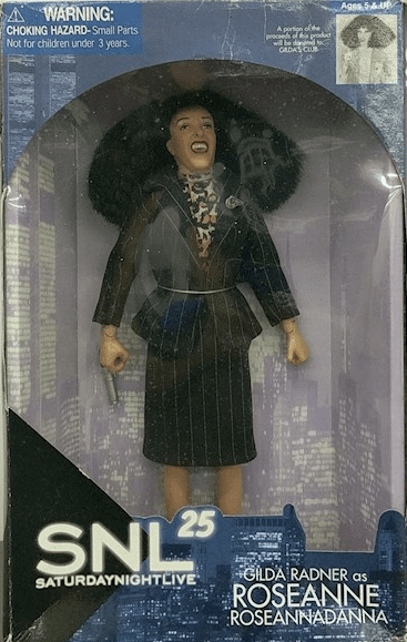 Saturday Night Live Gilda Radner Roseanne Roseannadanna Doll