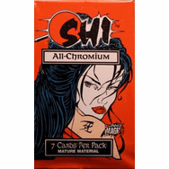 Shi All-Chromium Trading Card Pack