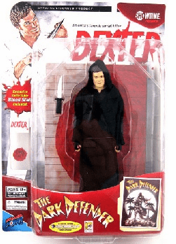 Showtime Dexter Dark Defender Action Figure