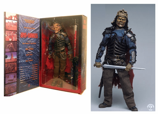 Sideshow Army of Darkness Evil Ash Figure