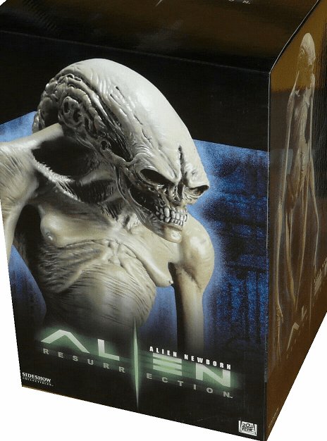 Sideshow Collectibles Alien Resurrection Newborn Statue