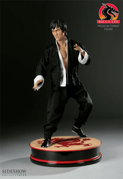 Sideshow Collectibles Bruce Lee Premium Format Figure
