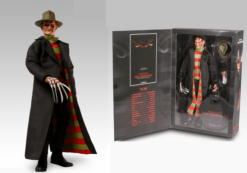 Sideshow Collectibles Freddy Krueger Action Figure