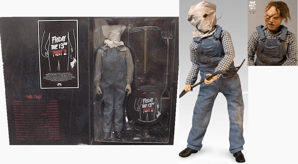 Sideshow Collectibles Friday the 13th Part 2 Jason Voorhees Action Figure