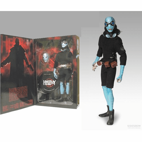 Sideshow Collectibles Hellboy Abe Sapien Action Figure