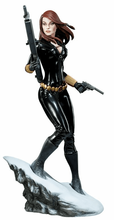 Sideshow Collectibles Marvel Black Widow Premium Format Figure