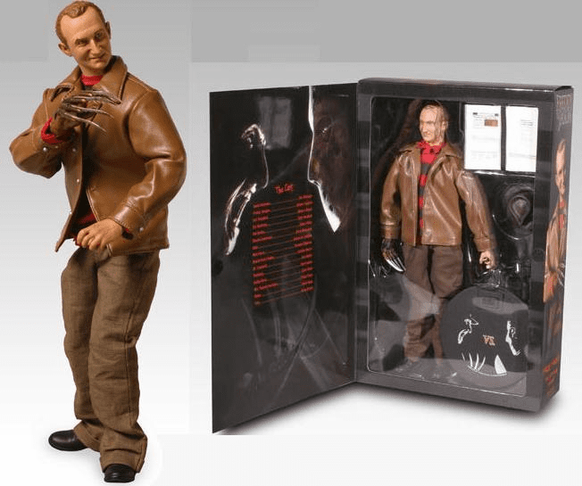 Sideshow Collectibles Robert Englund as Freddy Krueger Action Figure