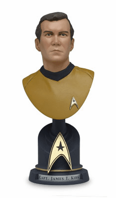 Sideshow Collectibles Star Trek Captain Kirk Bust
