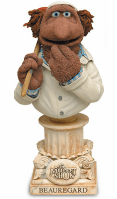 Sideshow Collectibles The Muppet Show Beauregard Bust