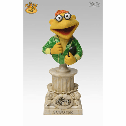 Sideshow Collectibles The Muppet Show Scooter Bust