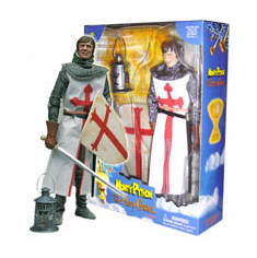 Sideshow Monty Python and the Holy Grail Sir Galahad Figure