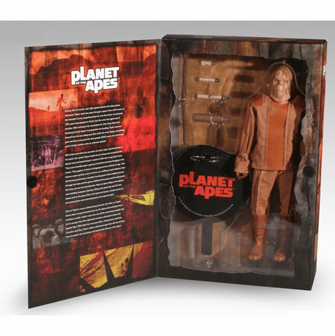 Sideshow Planet of the Apes Dr. Zaius Figure