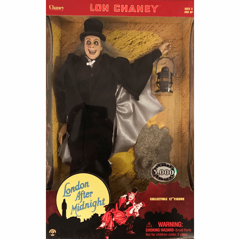 Sideshow Toy London After Midnight Lon Chaney Figure