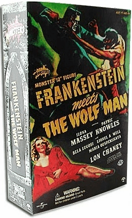 Sideshow Toys Bela Lugosi Frankenstein Meets the Wolfman Figure