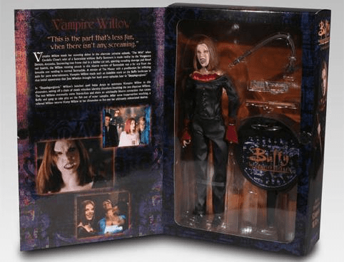 Sideshow Toys Buffy the Vampire Slayer Vampire Willow Figure