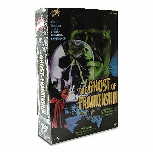 Sideshow Toys Lon Chaney Jr. Ghost of Frankenstein Figure
