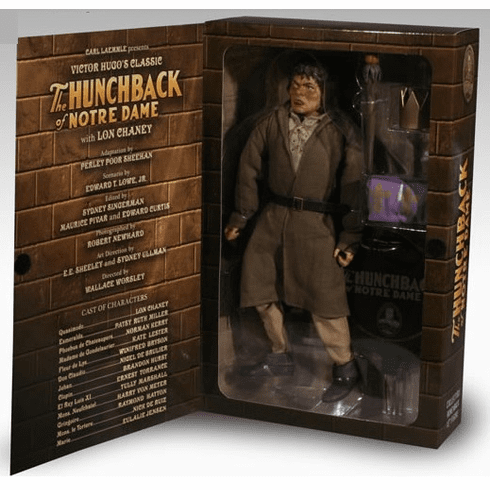 Sideshow Toys Lon Chaney The Hunchback of Notre Dame Figure