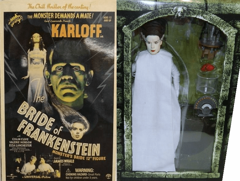 Sideshow Toys The Bride of Frankenstein Figure