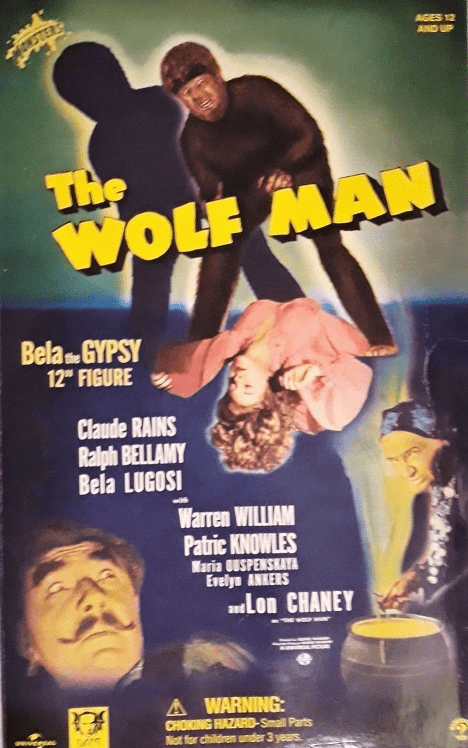 Sideshow Toys The Wolfman Bela Lugosi as Bela The Gypsy Figure