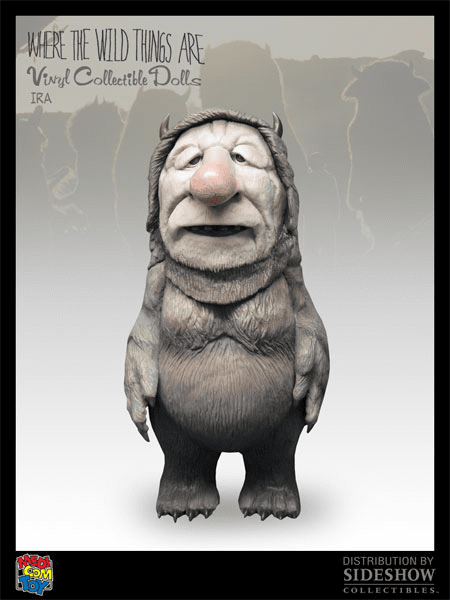 Sideshow Where The Wild Things Are Ira Vinyl Collectible Doll
