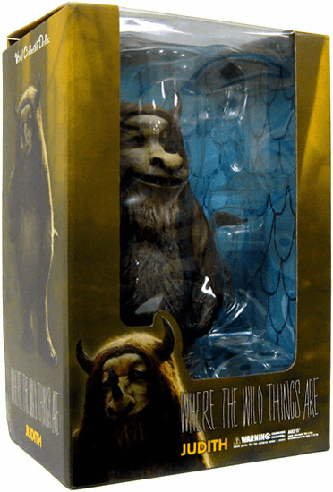 Sideshow Where The Wild Things Are Judith Vinyl Collectible Doll