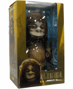 Sideshow Where The Wild Things Are K.W. Vinyl Collectible Doll