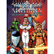 Silver Age Sentinels RPG Core Rules Sourcebook