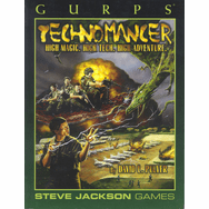 SJG GURPS Technomancer Campaign Setting