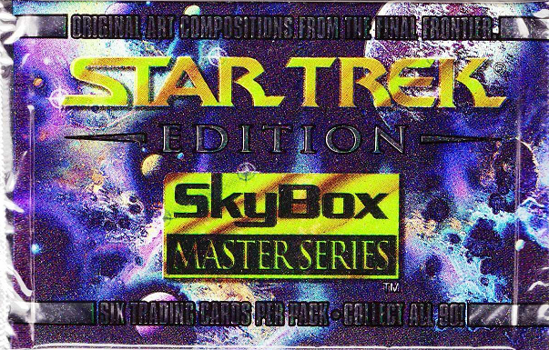 Skybox Star Trek Master Series Card Set