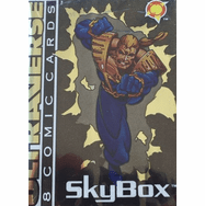 Skybox Ultraverse Trading Cards Pack