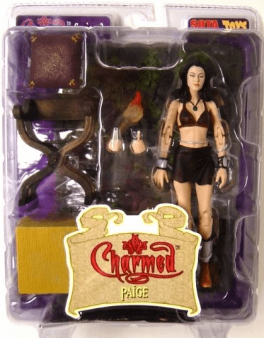 SOTA Toys Charmed Series 2 Paige Action Figure