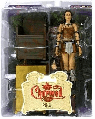 SOTA Toys Charmed Series 2 Piper Action Figure