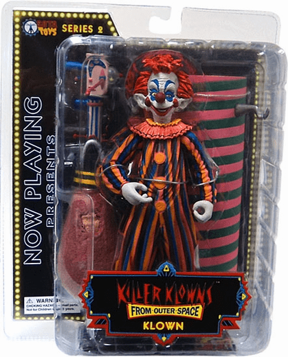 SOTA Toys Now Playing Killer Klowns From Outer Space Klown Figure