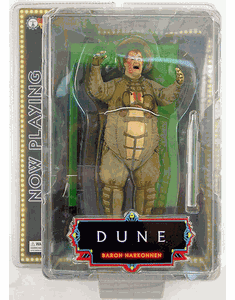 SOTA Toys Now Playing Presents Dune Baron Harkonnen Figure