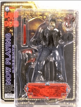 SOTA Toys Now Playing Presents Land of the Dead Machete Figure