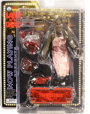 SOTA Toys Now Playing Presents Land of the Dead The Butcher Figure