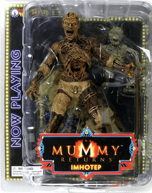 SOTA Toys Now Playing Presents The Mummy Returns Imhotep Figure