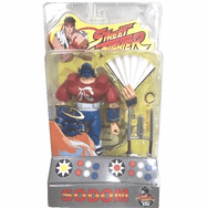 SOTA Toys Street Fighter Round 1 Sodom Action Figure