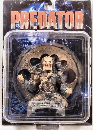 SOTA Toys Unmasked Predator Wall Relief