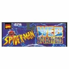 Spider-Man Web Splashers Action Figures