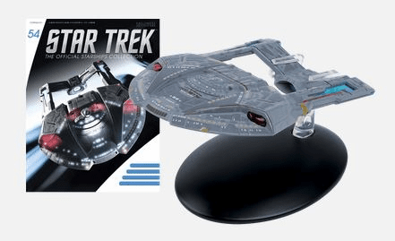 Star Trek Ship Collection Magazine 54 Steamrunner Class