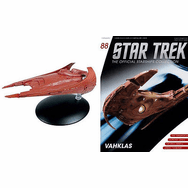 Star Trek Ship Collection Magazine 88 Vulcan Vahklas