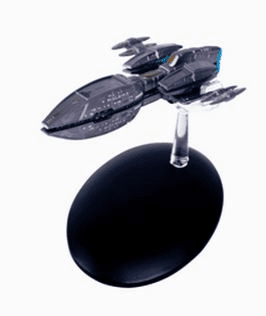 Star Trek Ship Collection Magazine Andorian Cruiser