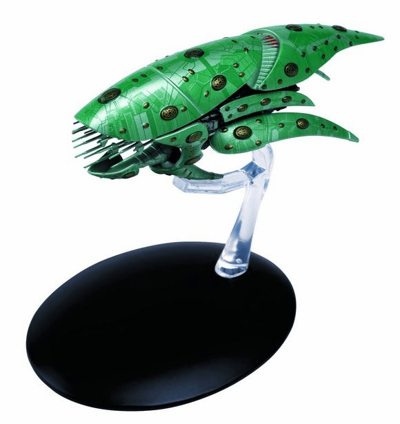 Star Trek Ship Collection Magazine Romulan Drone