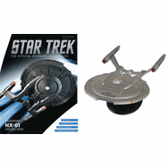 Star Trek Ship Collection Magazine Special #17 Mega Enterprise NX-01