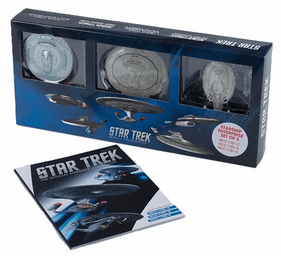 Star Trek Ship Collection Magazine Special Starship Enterprise Set