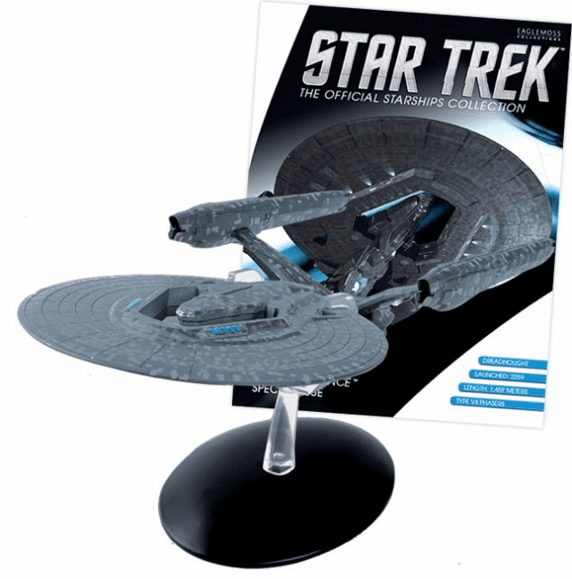 Star Trek Ship Collection Magazine Special USS Vengeance Starship